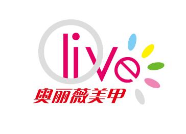 美甲店铺logo模板_潮牌logo美甲图案 chunji.cn