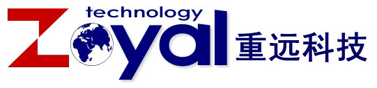 重远(zoyal)科技公司logo设计图片