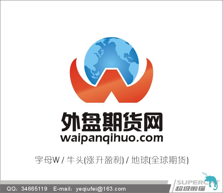 外盘期货网logo设计