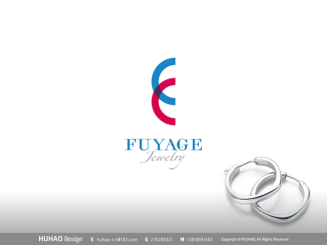 时尚饰品品牌logo设计!(总价值1500元)