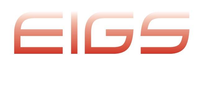 卓信佳成公司英文名字【eigs】logo设计