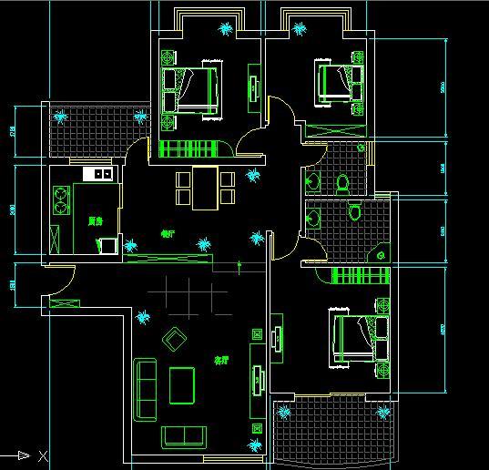 個人家庭室內裝修設計圖