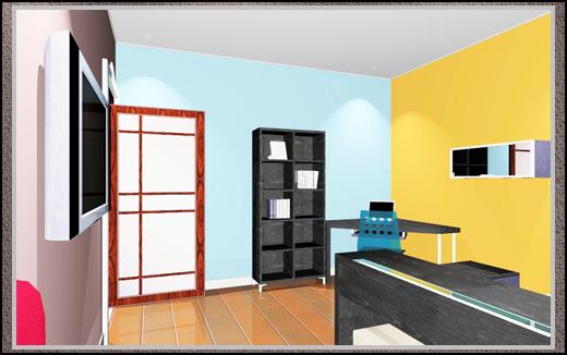 个人家庭室内装修设计图