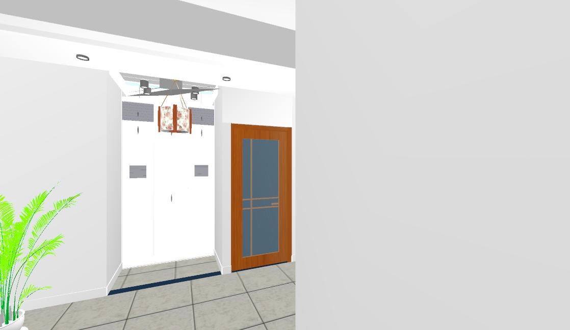 96平两室两厅一卫装修图设计