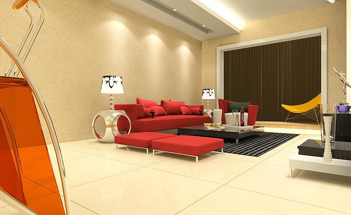 100平米新房装修效果图设计