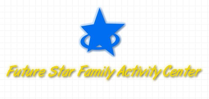 未来之星亲子活动中心系列logo设计