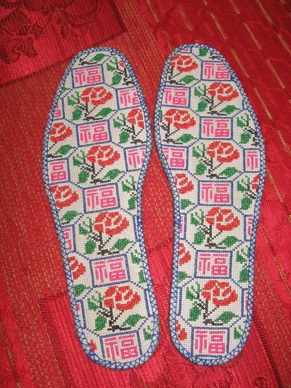 鞋垫图案设计