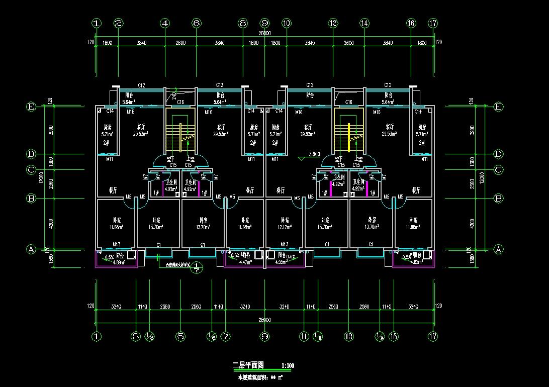 房屋格局设计 房屋设计图