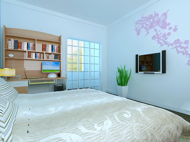 88平家庭房屋装修设计