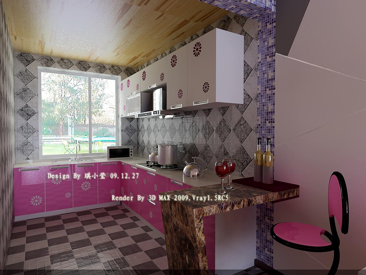 80平米阁楼三室两厅房屋装修设计