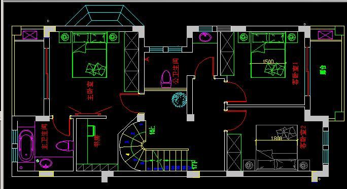 四层 地下室家住别墅装修