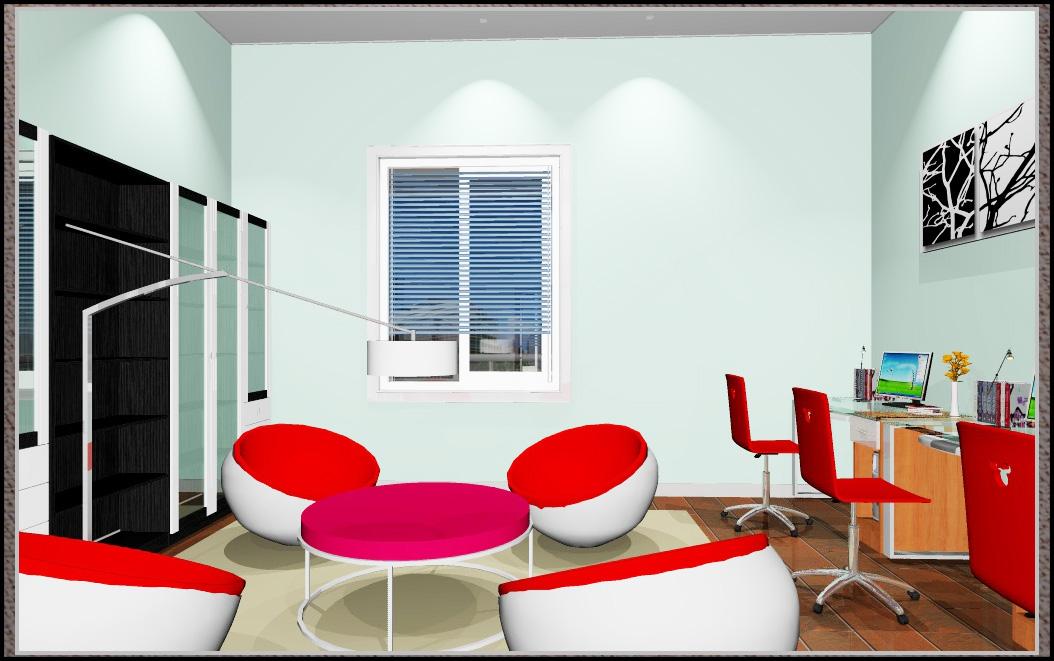 别墅室内装修设计方案现代简约时尚大方