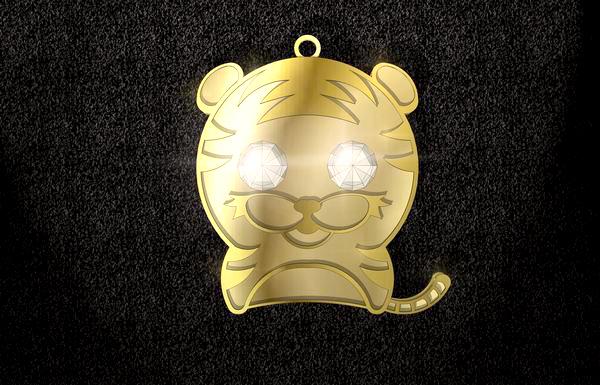 1.形状要可爱一点,有朝气 2.眼睛的地方为钻石,如下图(此图是其他公司设计的款式局部图) 3.尺寸要求宽度为0.8-1.1cm,高度(不含瓜子口高度)为0.8-1.1cm 4.可以参考KITTY猫的风格  备注:设计产品一经采用,所有产品上都会刻有设计师英文名称,进行推广 对于好的设计方案,可以给予300%的悬赏金额奖励
