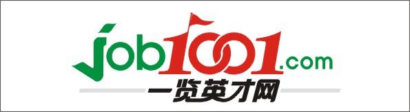 一览英才网logo设计