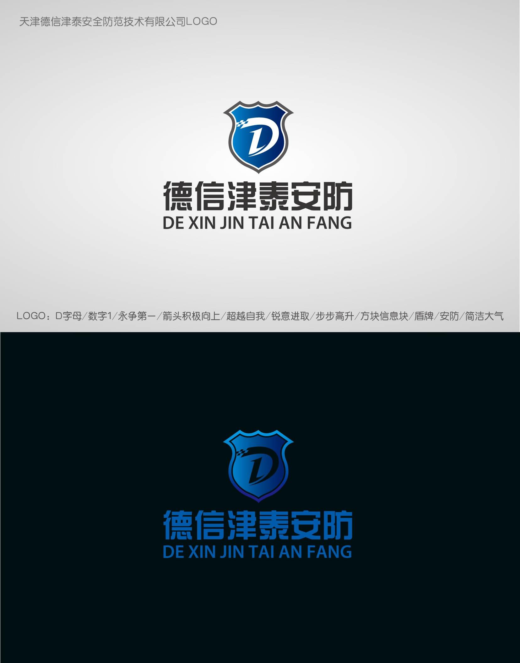 安防公司logo設計(7天)