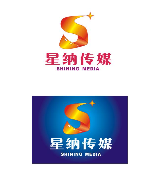 北京传媒公司logo设计