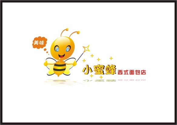 可爱ppt边框蜜蜂