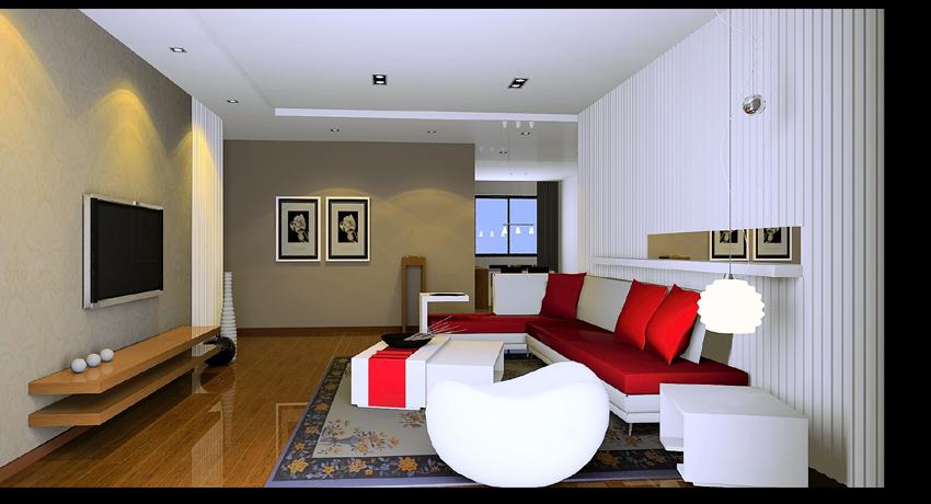 设计个房屋装修效果图