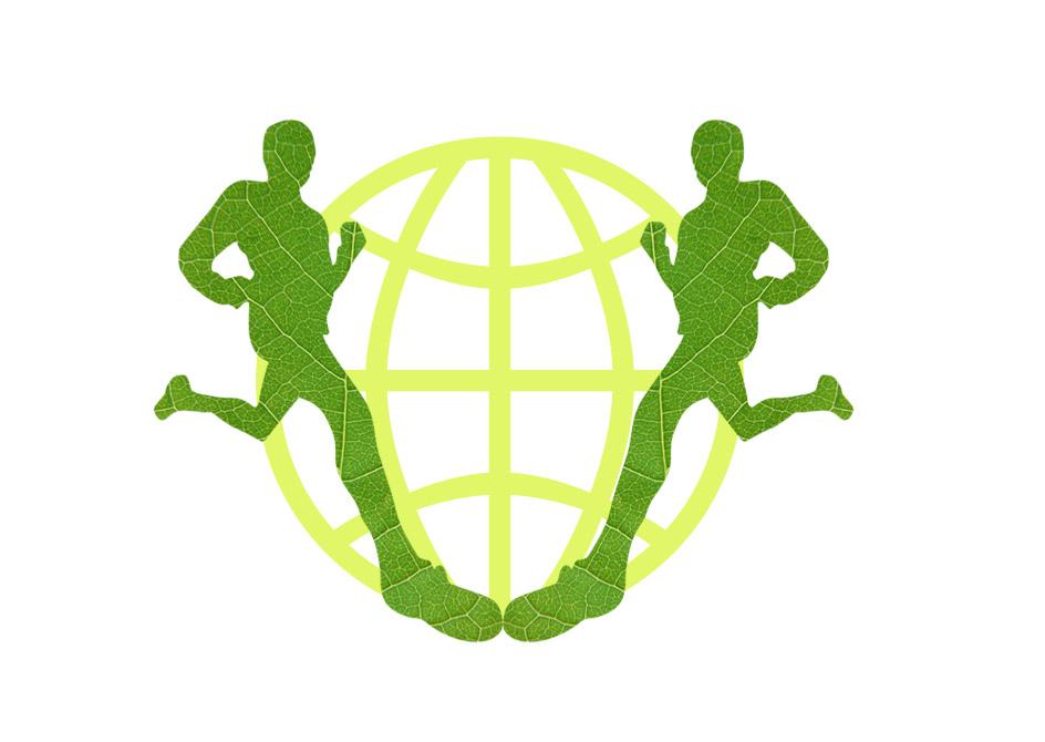 入境旅游公司logo设计