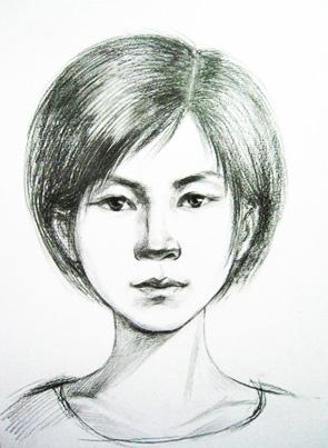 手绘素描_88元_k68威客任务