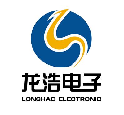 """公司logo:龙浩首字母""""lh""""/龙形/全球化"""