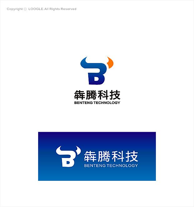 信息科技公司logo设计