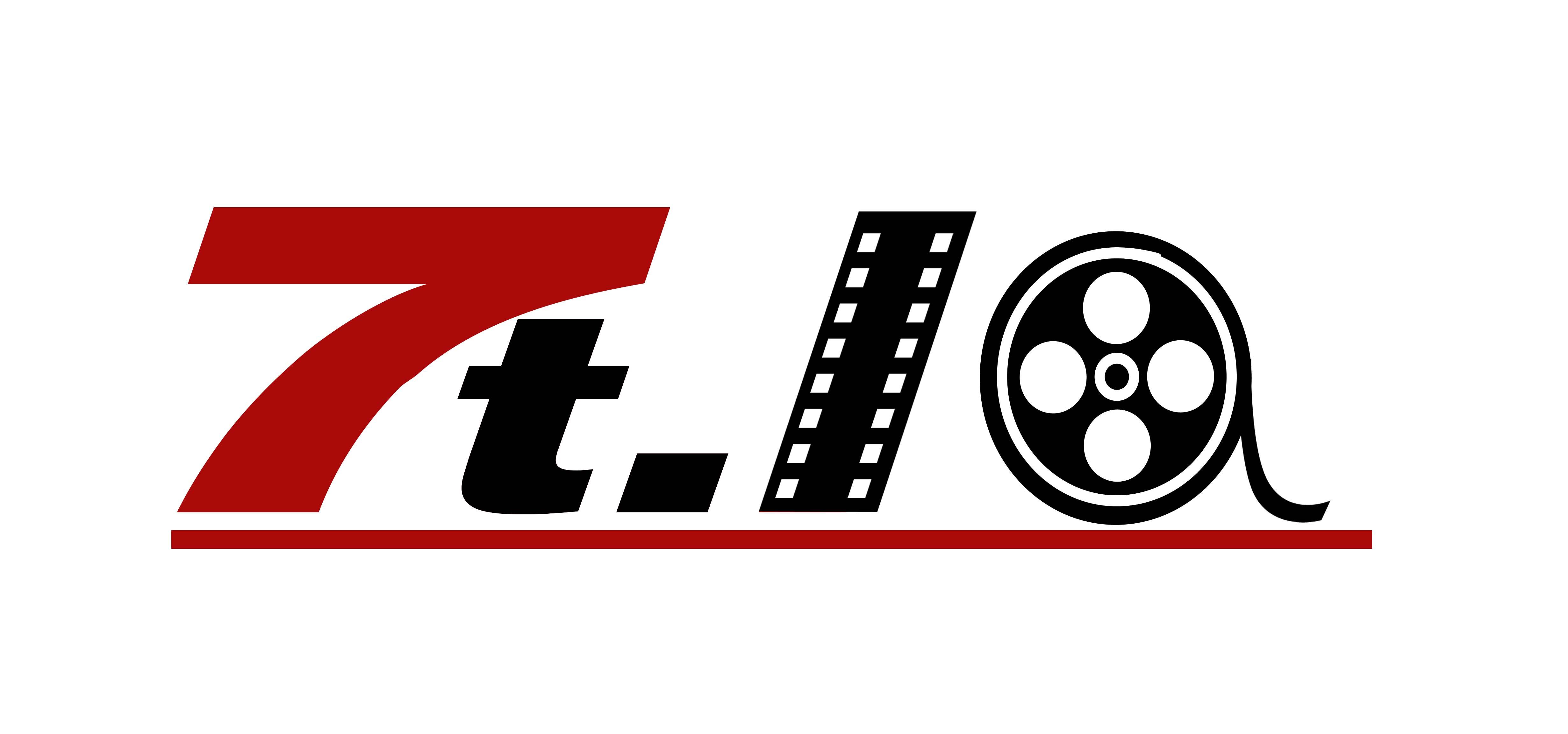 网站logo创意设计,7t.la