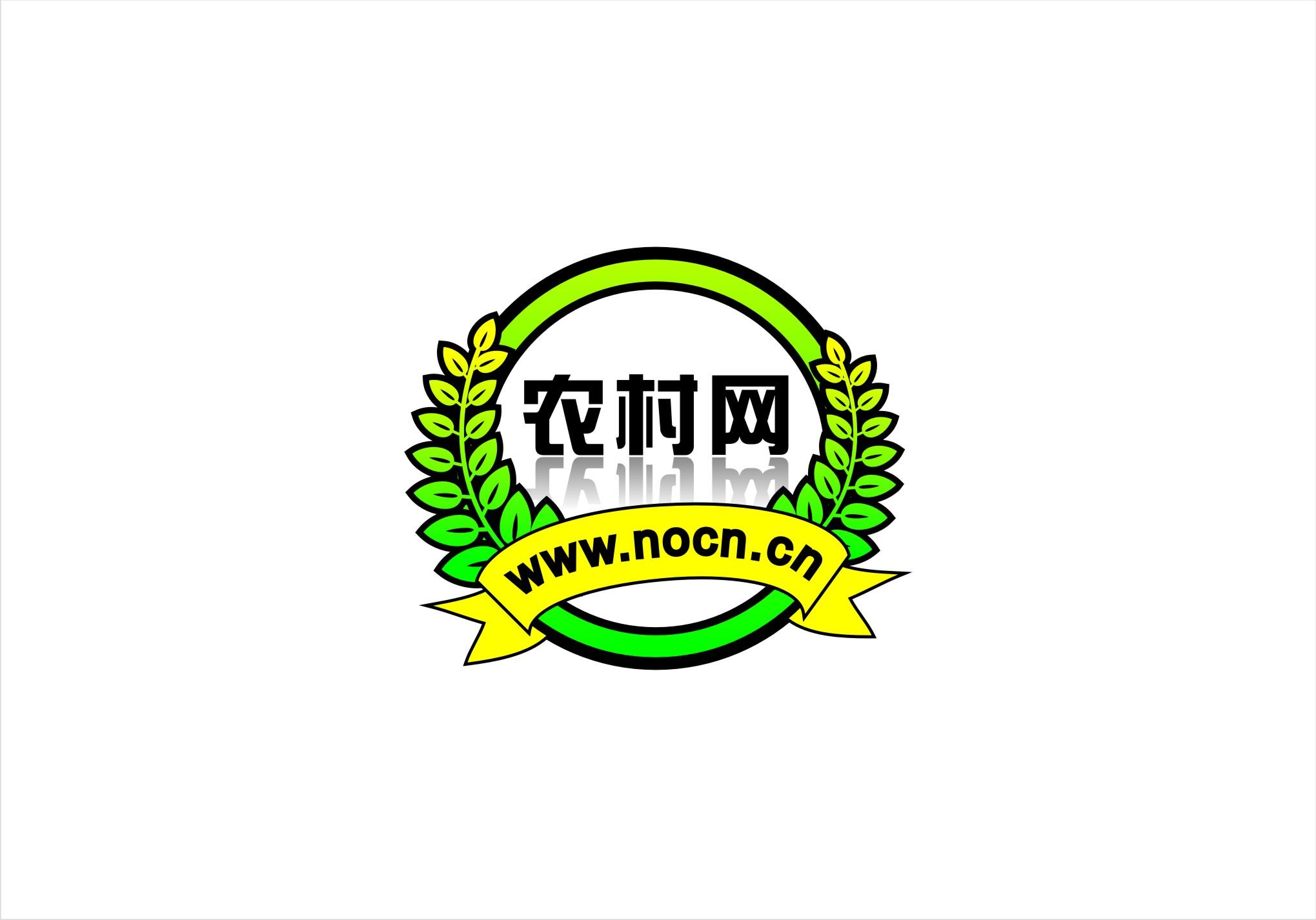 农村网(www.nocn.cn)网站logo设计