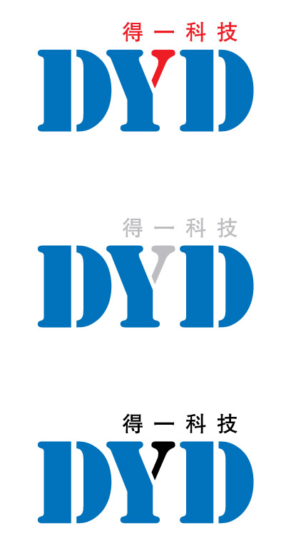 國際化的字母組合標志設計