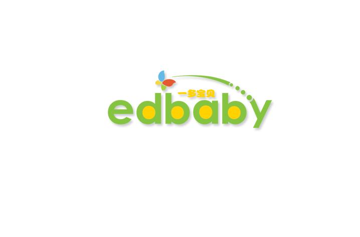 一多宝贝logo及vi设计